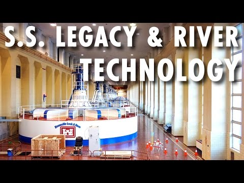 S.S. Legacy Experience: Marveling at River Technology ~ Un-Cruise Adventures ~ Cruise Review