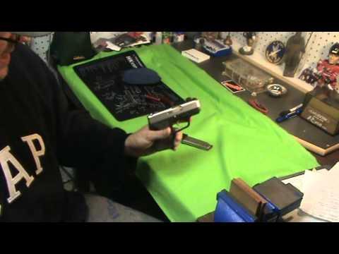 kahr pistols-how to break them in