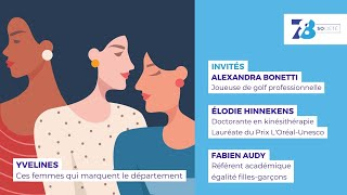 7/8 Société : Ces femmes qui marquent le département