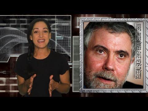 "Nobel Prize winner Paul Krugman spreads fake news about cholera in PR to bash ""Trumpie"""
