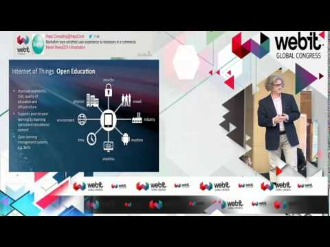 THOMAS AIDAN CURRAN, Founder Telemos AG  | Global Webit Congress, GWC '14