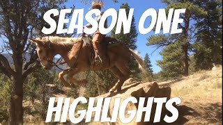 Extreme Mule Riding Season One Highlights
