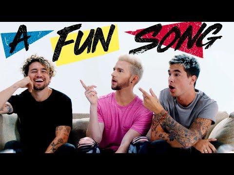 """a Fun Song"" (OFFICIAL MUSIC VIDEO) - Ricky Dillon"