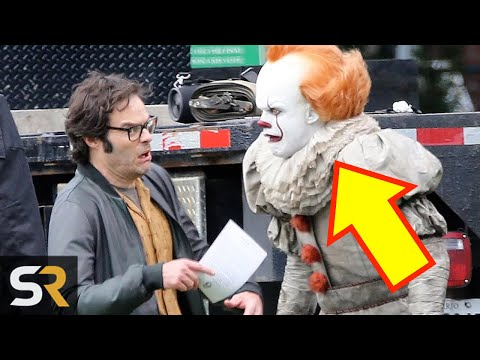 Strict Rules The Cast Of IT: Chapter 2 Had To Follow