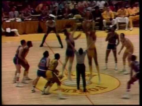 1972 NBA Finals: Knicks at Lakers, Gm 5 part 7/11