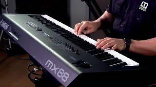 Đàn Piano Yamaha MOTIF MX88 - Nhạc Cụ Tiến Mạnh