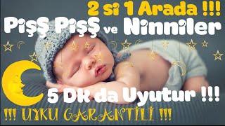 5 Dakikada Uyutan Bebek Ninnileri Ve Piss Piss - Uyu Yavrum Yine Sabah Oluyor  Lullabies Lullaby  Resimi