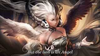 Repeat youtube video Nightcore - The Lion is an Angel + lyrics [HD]