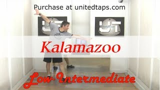 Kalamazoo Low-Intermediate Tap Dance Choreography by Rod Howell