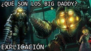 ¿Qué son los Big Daddy? EXPLICACIÓN | Los Big Daddies de Bioshock y Todas sus Variantes EXPLICADOS
