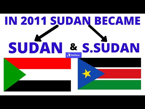 The REAL Reasons Why South Sudan  SECEDED From Sudan.