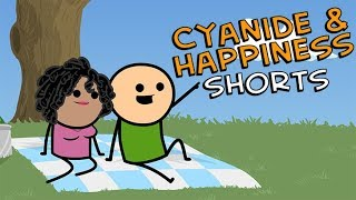 Cloud Watching - Cyanide & Happiness Shorts