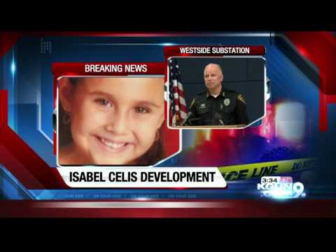 Tucson Happenings - Murder Suspect Of 6 Year Old Isabel Celis Pleads Not Guilty