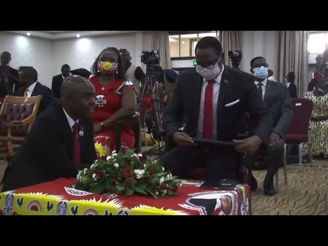 Malawi opposition leaders file bids for election re-run