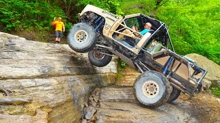 Clay Valley Dirt Park, Oh to Harlan, KY - Part Two of Ultimate Adventure 2015!