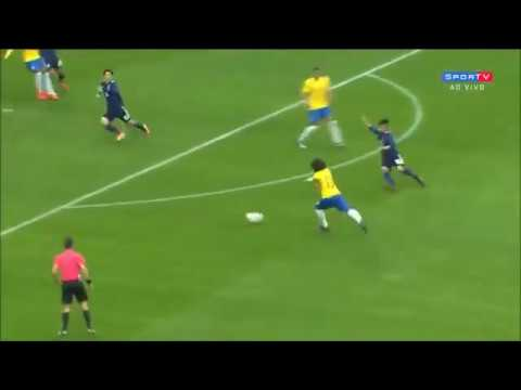 Amazing Goal By Marcelo Against Japan.HD|1080p.