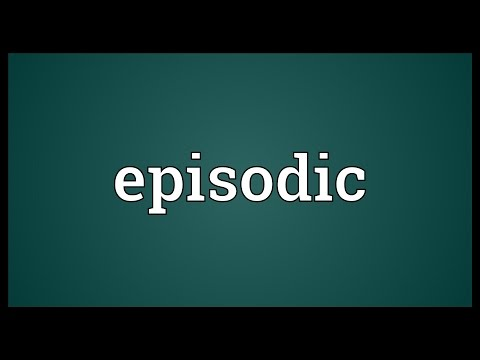 Episodic Meaning