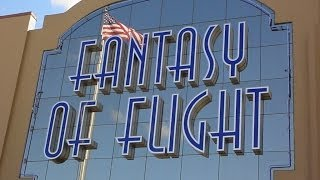 Kermit Weeks and the Fantasy of Flight Museum