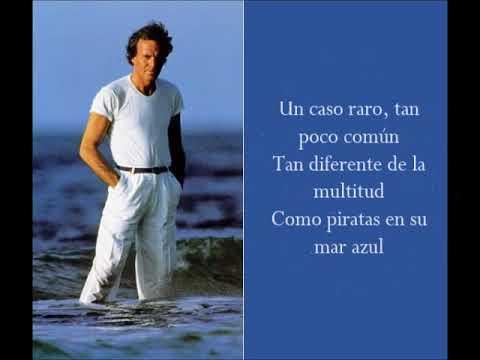 Amantes - Julio Iglesias - (Lyrics)