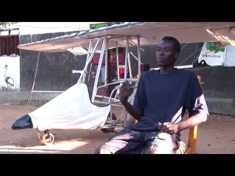 South Sudan's plane-builder