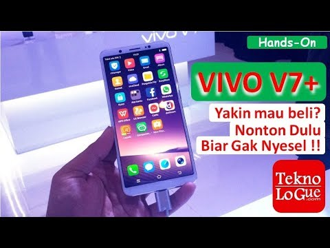 Nyobain Vivo V7 Plus - Jangan Beli Sebelum Nonton!