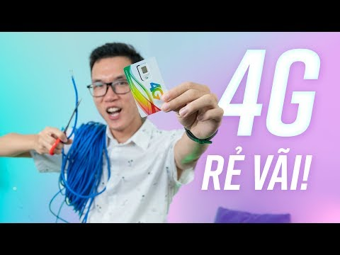 Gói Cước 4G Siêu Rẻ Từ Viettel: ST15K & ST30K