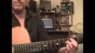 Gypsy Rhythm Guitar (La Pompe)