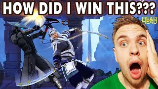 Shadow Fight 3. Destroying Grand Dragon Lesson Event with Blood Reaper! EPIC WINS!