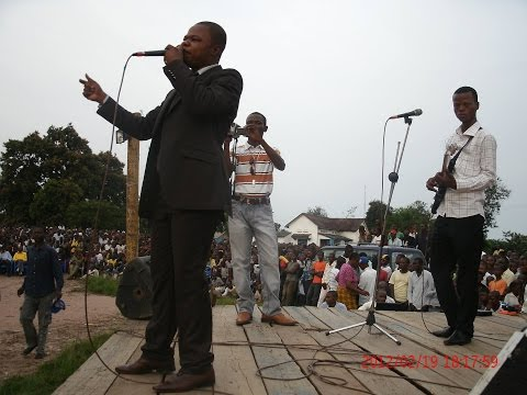Concert Inédit Du Frère Alain KABANGU En Afrique Du Sud