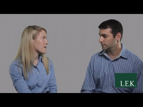 Management Consulting Case Interview Example W/ Gil & Lauren