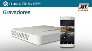 CFTV - Acesso WD-Mob V2 via Nuvem (P2P)