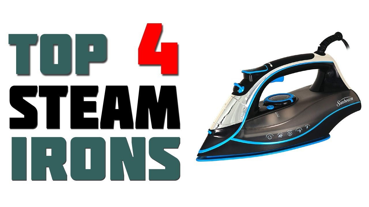 Best Steam Irons 2020.Top 4 Best Steam Irons 2020