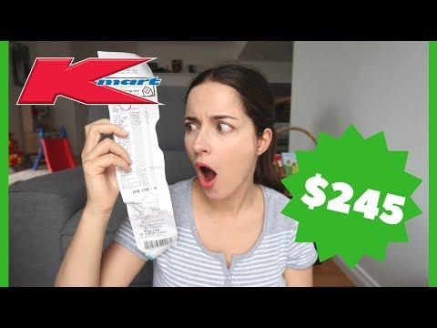 KMART AUSTRALIA HAUL | BABY & TODDLER CLOTHES & TOYS