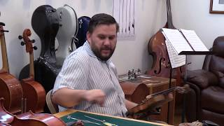 Utahns in Old Professions: Luthier/Violin maker