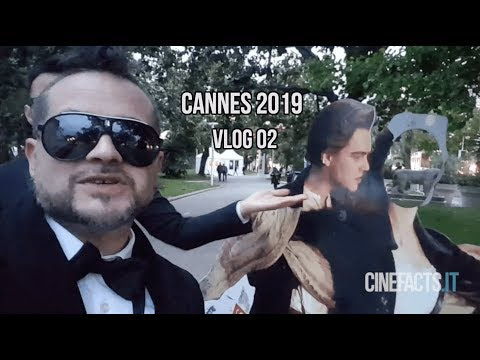 Festival di Cannes 2019 - 02 Vlog #CineFacts.it from YouTube · Duration:  5 minutes 57 seconds
