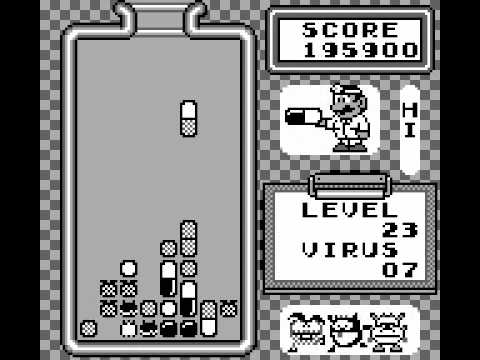 HVGN Game Quickie: Tetris & Dr. Mario (SNES)
