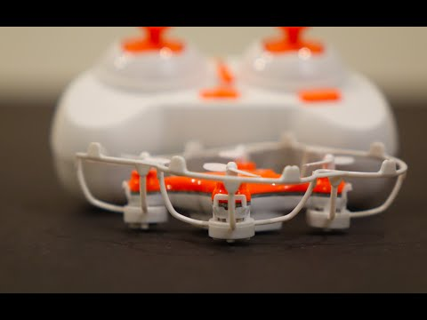 SKEYE Nano Drone Unboxing