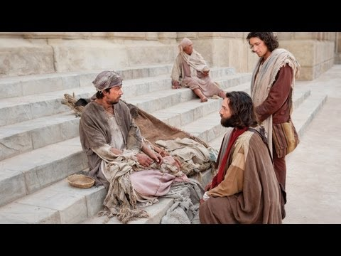 Peter And John Heal A Man Crippled Since Birth