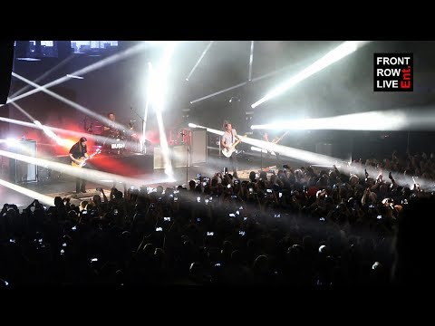 BUSH (Gavin Rossdale) On Tour For 7th Album 'Black and White Rainbows'