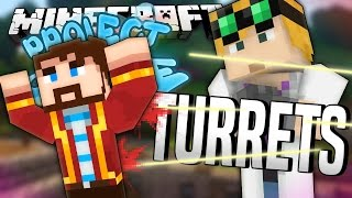 minecraft turret project ozone 22
