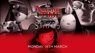 Cartoon Network UK HD Adventure Time Stakes Promo
