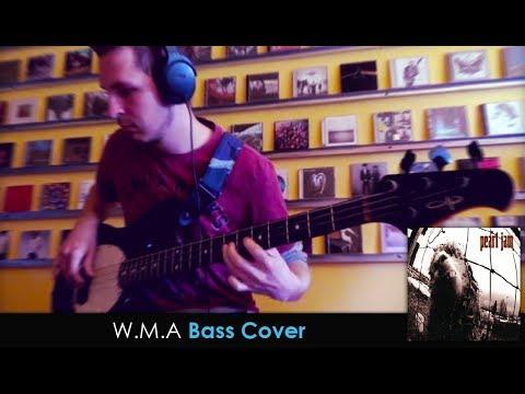 Pearl Jam WMA Bass Cover TABS DaniB5000
