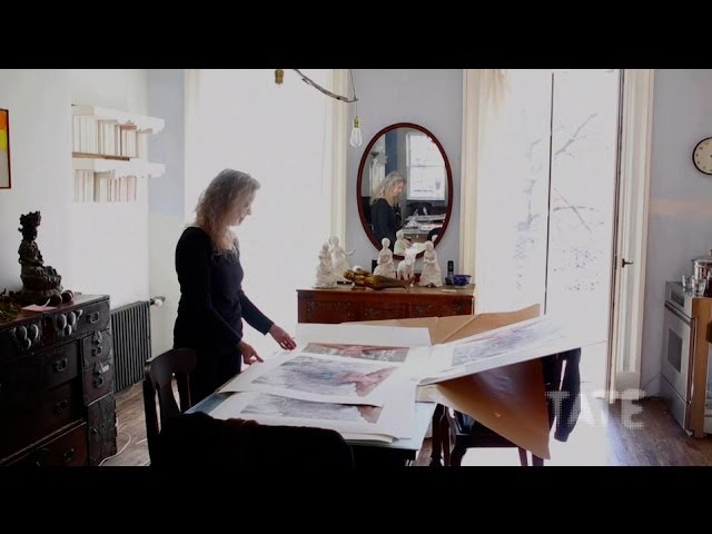 Kiki Smith – 'I Make Things to Experience the Process'   TateShots
