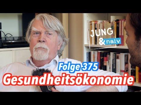 Hartmut Reiners über das deutsche Gesundheitssystem - Jung & Naiv: Folge 375