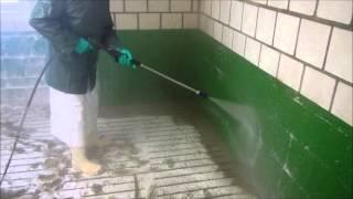 rolnictwo centralny system mycia obiekty inwentarskie -hodowla zwierzat pieczarkarnia