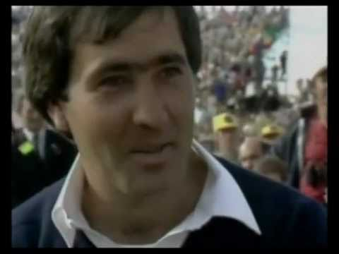 Seve Ballesteros Tribute with Seve