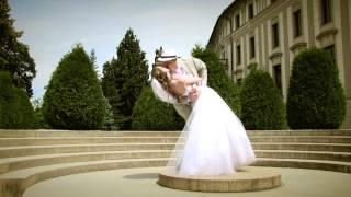 Свадьба Владимира и Юлии в Чехии