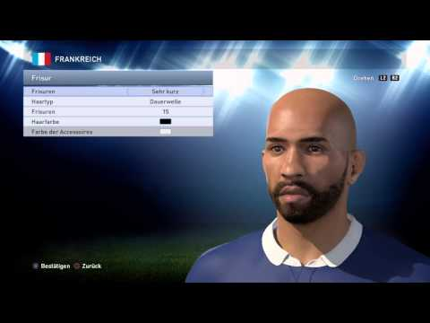 THIERRY HENRY Face