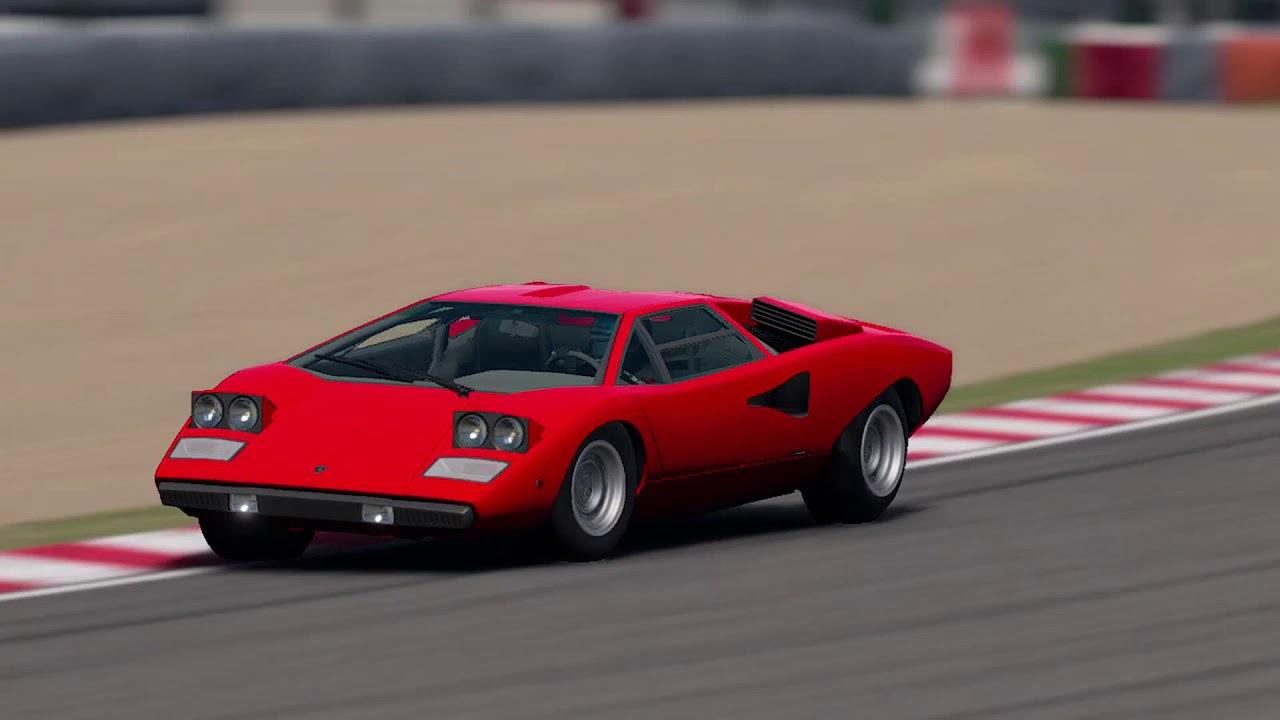 Lamborghini Countach 1974 Suzuka Circuit East Course Gtsport