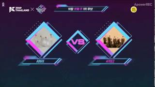 191017 AB6IX 'Blind For Love' 3rd win on M! Countdown today